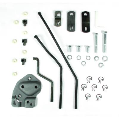 Drive Train - Transmission Accessories - Hurst Shifters - Installation Kit Competition Plus, 4, 5, 6-Speed, Buick Gran