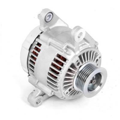 Electrical System - Omix-ADA - Alternator, 117 Amp, 4.0L; 2000 Jeep Wrangler TJ