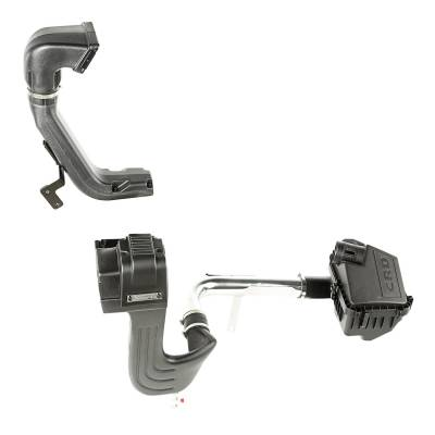Offroad - Exterior Accessories - Rugged Ridge - XHD Low/High Mount Snorkel System, Diesel; 07-16 Jeep Wrangler JK