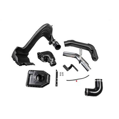 Engine - Snorkels - Rugged Ridge - XHD Snorkel Kit, 3.6L/3.8L; 07-16 Jeep Wrangler JK