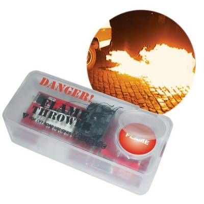 Exhaust - Flame Thrower Kits - Dual Exhaust Flame Thrower Kit