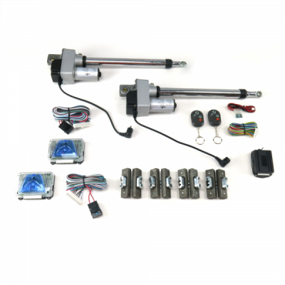 Autoloc - Automatic Vertical Gullwing Door Conversion Kit (2 Door) with Remote Control
