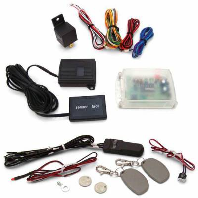 Autoloc - UltraTouch RFID + EZ Start Push Button Engine Start System