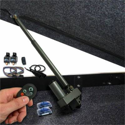 Autoloc - Bolt In Power Tonneau Cover Opener with Remote and One Touch Operation