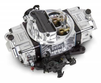 Fuel System - Carburetors - Holley - Holley Ultra Double Pumper Carburetors 0-76650BK