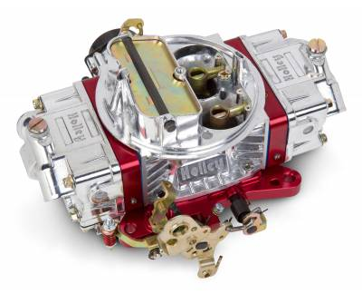 Fuel System - Carburetors - Holley - Holley Ultra Double Pumper Carburetors 0-76650RD
