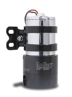 Fuel System - Fuel Pumps - Holley HP Series Fuel Pump
