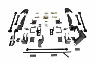 Steering & Suspension - Rear Suspension Systems - Detroit Speed - Detroit Speed QuadraLink Rear Suspension Kit 70-81 F Body