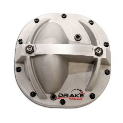 Drive Train - Differential Covers & Access. - Drake Muscle Cars - Drake Differential Girdle 1986-2012 Mustang W/ 8.8