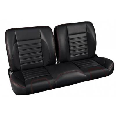 Seats & Upholstery  - TMI Products - 1948-56 Ford Truck Sport Pro-Classic - Complete Split Back Bench Seat - From TMI Made in the USA