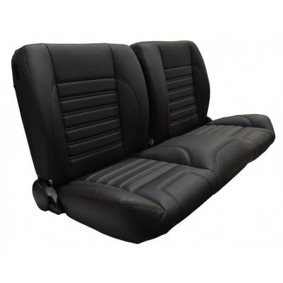 TMI Products - 1960-87 Chevy Truck Sport Pro-Classic - Complete Split Back Bench Seat - From TMI Made in the US - Image 2