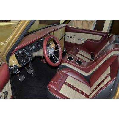 Custom Dash Pad in Chevy C10