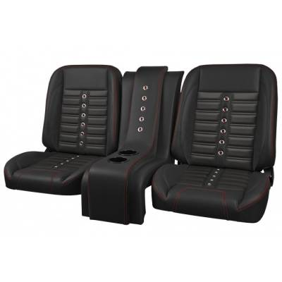 Shown with Sport X Seats