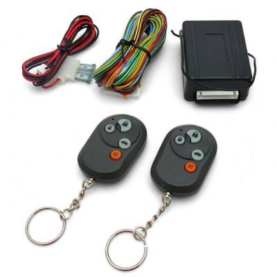 Exterior - Keyless Entry Systems - Keyless Entry with 8-Function Remote Controls