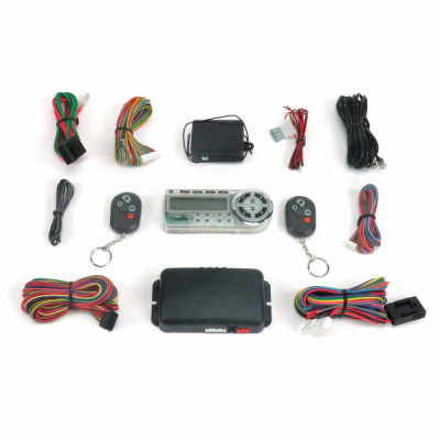 Steering & Suspension - Air Suspension System - Autoloc - Air Genie Air Suspension Control System with Four Presets & Remotes