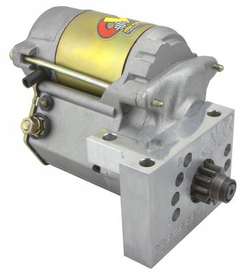 CVR High Performance - CHEVY PROTORQUE STARTER 168 TOOTH- STAGGERED