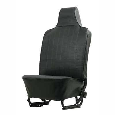 Bug, Beetle - Slip-On Style Upholstery - TMI Products - 1970-72 VW Volkswagen Bug Beetle Sedan Slip On Seat Upholstery, Front & Rear Seats