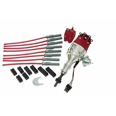 Electrical System - MSD Ignition - RTR DISTRIBUTOR KIT - SBF 289/302 CRATE MOTOR