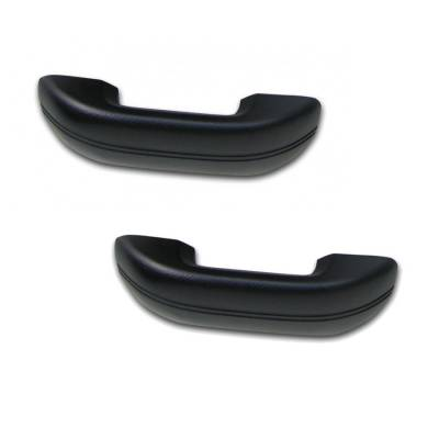 Door Panels - Bug, Beetle - TMI Products - 1968 - 1972 Volkswagen Bug Sedan Armrest - Left and Right Door Pair