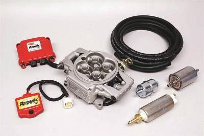 Fuel System - EFI Conversion Kits - MSD Ignition - ATOMIC EFI MASTER KIT W/FUEL PUMP
