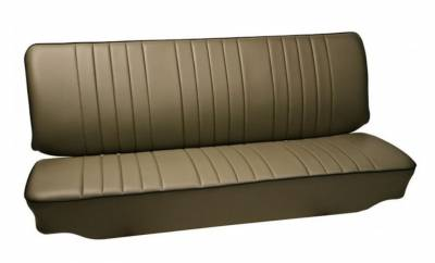 TMI Products - 1950 - 62 VW Volkswagen Bus Full Front Bench Seat Upholstery - Image 2