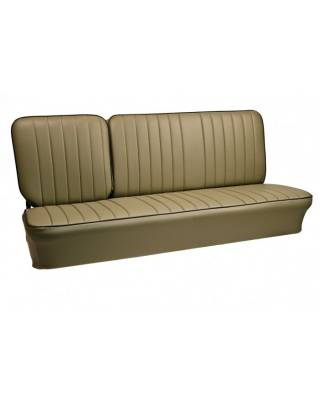 Seat Upholstery - VW Bus - TMI Products - 1974 - 79 VW Volkswagen Bus Folding Middle Bench Seat Upholstery