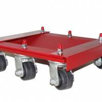 "Tools & Equipment - Merrick Auto Dolly - Super Heavy Duty Auto  Dolly - 16"" x 16"""