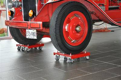 """Merrick Auto Dolly - Super Heavy Duty Auto  Dolly - 16"""" x 16"""" - Image 2"""