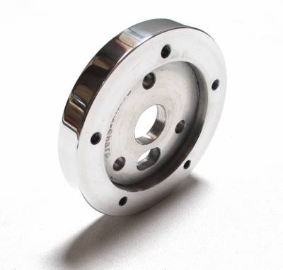 Forever Sharp Steering Wheels - Five Hole Polished Billet Spacer, Your Choice of Size