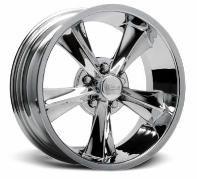 Exterior - Wheels - Rocket Racing Wheels - Rocket Racing Wheel Booster Chrome - Various Sizes