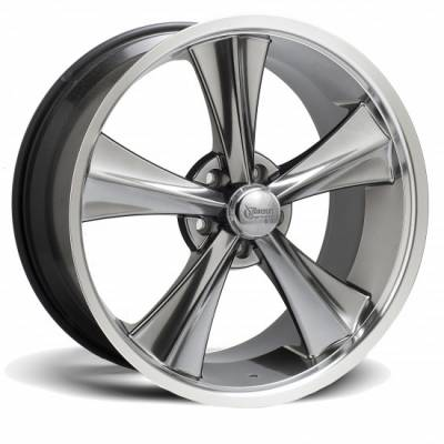 Exterior - Wheels - Rocket Racing Wheels - Rocket Racing Wheel Booster Modern Muscle Hyper Shot, 18 & 20 inch