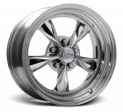 Rocket Racing Wheels - Rocket Racing Wheel Fuel Chrome - Various Sizes