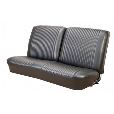 Chevelle/El Camino - Seat Upholstery - TMI Products - 1964 Chevelle Convertible Front and Rear Bench Seat Upholstery