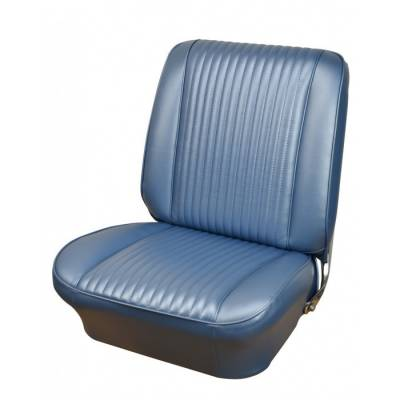 TMI Products - 1964 Chevelle Convertible Front Bucket and Rear Bench Seat Upholstery - Image 2