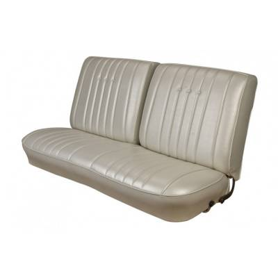 TMI Products - 1968 Chevelle Convertible Front and Rear Bench Seat Upholstery - Image 2