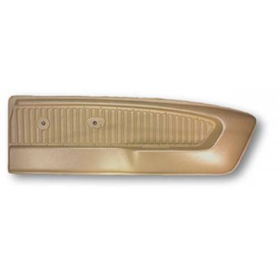 TMI Products - Deluxe Pony Vinyl Door Panel (Pair) 1965 - 1966 Mustang Coupe, Convertible, Fastback - Image 2