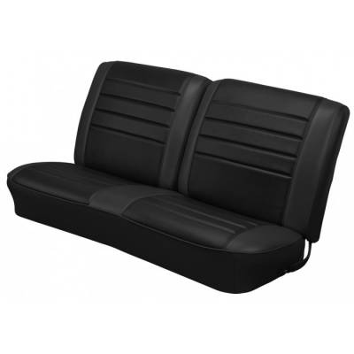 TMI Products - 1965 Chevelle Convertible Front and Rear Bench Seat Upholstery - Image 2