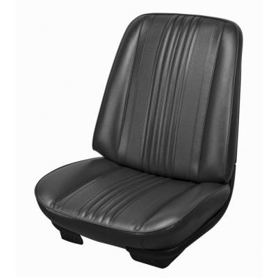 Chevelle/El Camino Upholstery - Seat Upholstery - TMI Products - 1970 Chevelle Coupe, Convertible Front Bucket Seat Upholstery
