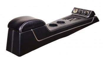 Interior Accessories - TMI Products - 1967 Camaro Sport R Full Length Console