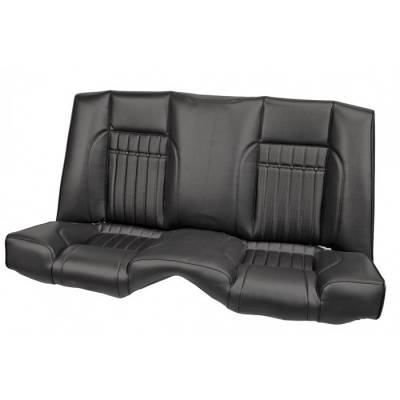 TMI Products - 1969 Camaro Sport R Deluxe Comfortweave Front Bucket and Rear Bench Seat Upholstery - Image 2