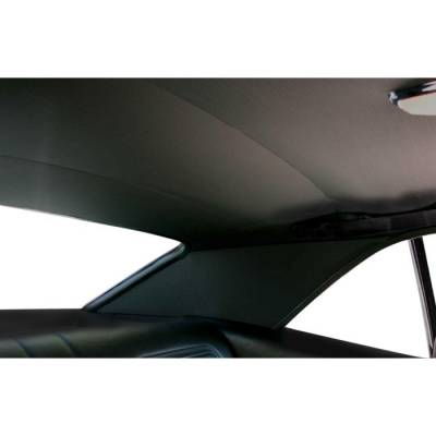 1967 - 1969  - Headliner, Visors & Sail Panels - TMI Products - 1968 - 1969 Camaro Coupe Headliner - Bedford Grain