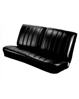 TMI Products - 1966 Chevelle Convertible Front and Rear Bench Seat Upholstery - Image 2