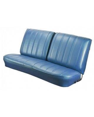 TMI Products - 1966 Chevelle Convertible Front and Rear Bench Seat Upholstery - Image 3