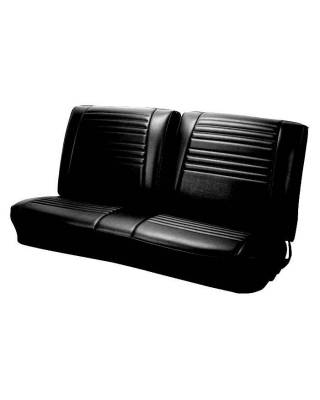 Chevelle/El Camino - Seat Upholstery - TMI Products - 1967 Chevelle Convertible Front and Rear Bench Seat Upholstery
