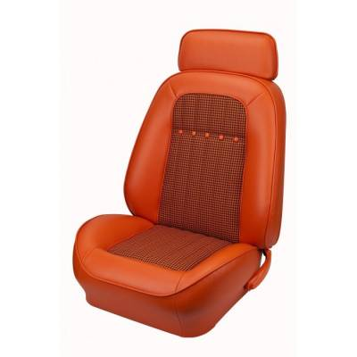 TMI Products - 1969 Camaro Coupe or Convertible Sport Deluxe Comfortweave Front Bucket Seat Upholstery - Image 3