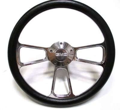 "Steering Wheels - 14"" Vinyl Half Wrap Steering Wheels - Vinyl Steering Wheel Kits"