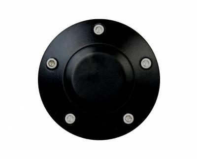 Plain horn button