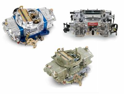 Fuel System - Carburetors