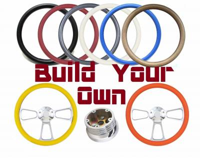 Interior Accessories - Forever Sharp Steering Wheels - Build Your Own Polished Wheel Kit