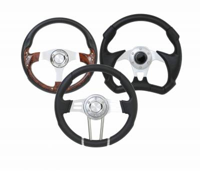 Interior Accessories - Steering Wheels - Performance Series Wheels